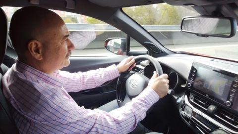 Οδηγούμε το νέο Toyota C-HR