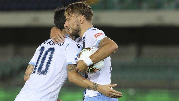 Serie A: Πεντάρα η Λάτσιο με χατ τρικ Ιμόμπιλε