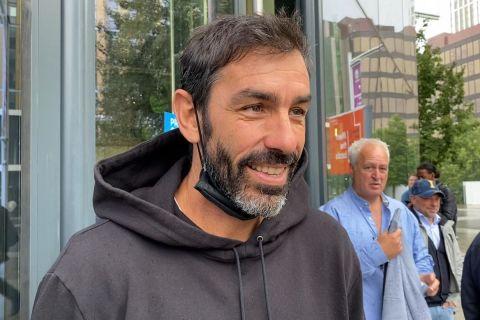 Ο Ρομπέρ Πιρές στο SPORT24 και τον Αντρέα Παλομπαρίνι από το Λονδίνο