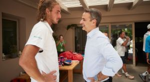 Davis Cup: Η συμβουλή του Μητσοτάκη στον Στέφανο Τσιτσιπά