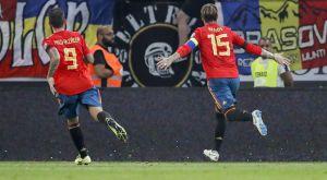 Προκριματικά Euro 2020: Τρένο η Ισπανία, πέντε η Βοσνία, εξάρα η Δανία
