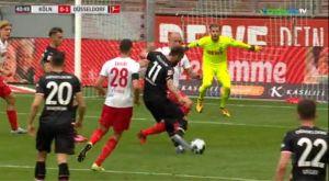 Κολονία – Φορτούνα 0-1: Το τυχερό γκολ του Κάραμαν