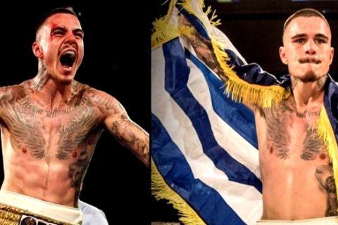 Έλληνας πυγμάχος sparring partner του Manny Pacquiao!