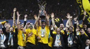 """ΑΕΚ: Το αφιέρωμα της ΕΡΤ στην κατάκτηση του Basketball Champions League από την """"Ένωση"""""""