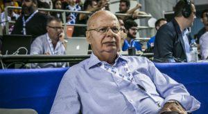 Βασιλακόπουλος: «Συγκλονισμένος από τον χαμό του Πάτρικ Μπάουμαν»