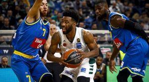 Basket League: Στο Περιστέρι για το 70-0 ο Παναθηναϊκός