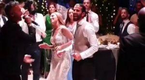 Και ο Σα στο γάμο του Ολιβέιρα