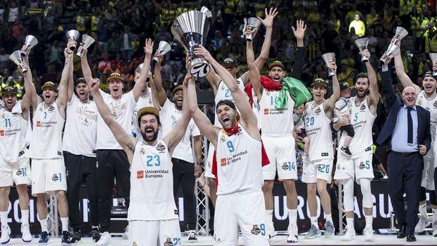 Η EuroLeague στα χέρια του Βασιλιά