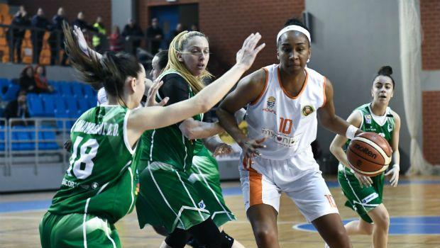 Κύπελλο Γυναικών: Στην 3η θέση η Δάφνη Αγίου Δημητρίου, 78-64 τον Παναθηναϊκό