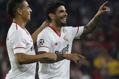 Σώζει το Europa League η Σεβίλλη, πρώτη νίκη μετά από εννέα αγώνες