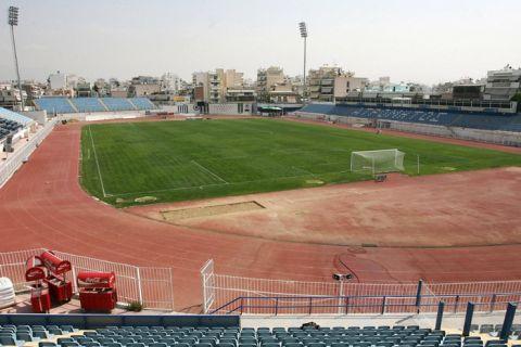 Η UEFA επιθεώρησε το γήπεδο Περιστερίου