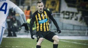 Στην κορυφαία ενδεκάδα της βραδιάς στο Europa League ο Μπακάκης