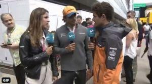 F1: Ο Ρικιάρντο χτύπησε στα @@ τον Σάινθ
