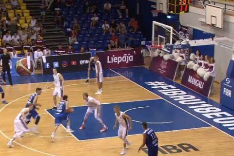 Eurobasket U18: Με Γαλλία η Εθνική Εφήβων