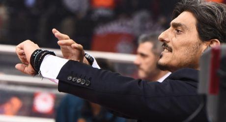 """Γιαννακόπουλος: """"Ολυμπιακός και Φενέρμπαχτσε τυγχάνουν προνομιακής μεταχείρισης από τους διαιτητές"""""""