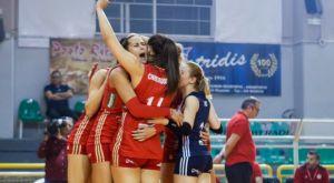 Volleyleague γυναικών: Ο Ολυμπιακός το ντέρμπι, 3-2 τον Παναθηναϊκό