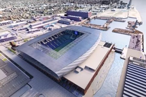 Έβερτον: Άναψε το πράσινο φως για να μετακομίσει στο νέο της γήπεδο