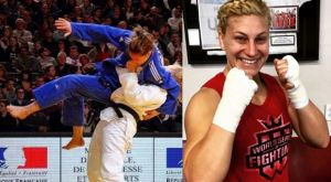 Η Ολυμπιονίκης του Judo Kayla Harrison ετοιμάζεται για ΜΜΑ ντεμπούτο το 2018