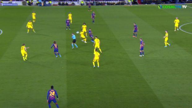 Μπαρτσελόνα - Ντόρτμουντ: Η μπάλα χτύπησε τον διαιτητή, ζαλίστηκε και έπεσε!