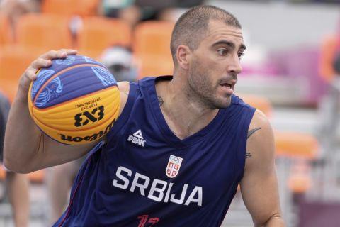 Ο Ντούσαν Μπουλούτ, ο κορυφαίος παίκτης 3on3 παγκοσμίως, θα παίξει για πρώτη φορά μπάσκετ στις ΗΠΑ