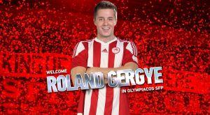 Ολυμπιακός: Ανακοίνωσε τον διεθνή Ούγγρο ακραίο, Ρόλαντ Γκέργκι