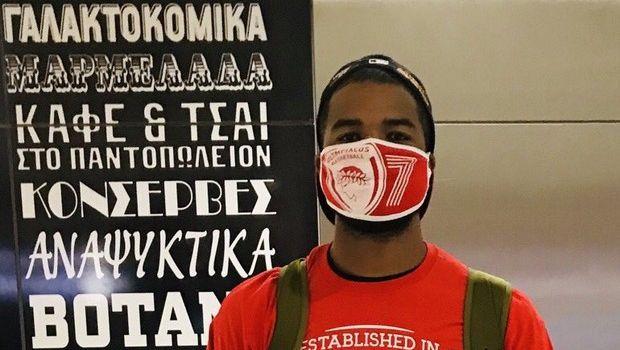 Ολυμπιακός: Έφτασε στην Ελλάδα κι ο Άαρον Χάρισον