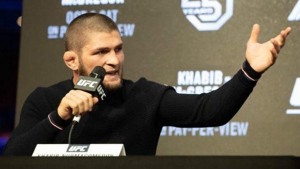 Μόνο με 50.000.000 δολάρια αφήνει το UFC ο Khabib λέει ο μάνατζέρ του!