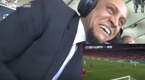 VIDEO: Ξέσπασε ο Ρομπέρτο Κάρλος στο γκολ του Μπέιλ