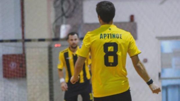 ΑΕΚ - Παναθηναϊκός 4-1: Προβάδισμα τίτλου η Ένωση