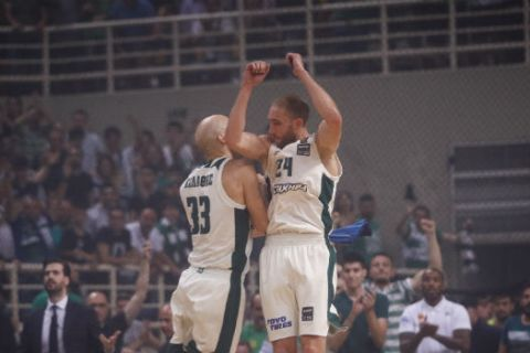 """Η """"χρυσή βίβλος"""" της Stoiximan.gr Basket League"""