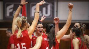 Volleyleague γυναικών: Ο Ολυμπιακός πήρε το ντέρμπι με τον ΠΑΟΚ