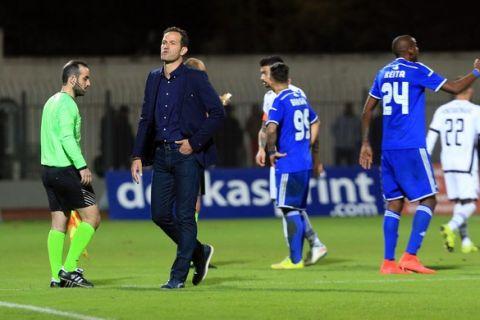 """Θεοδωρίδης: """"Όταν χάνεις 15 ευκαιρίες και δεν βάζεις γκολ..."""""""