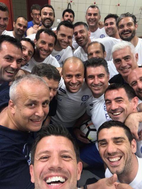 Είκοσι πρωταθλητές Ευρώπης σε μία selfie