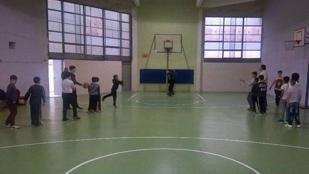 Αξιέπαινη προσπάθεια από ακαδημία μπάσκετ της Θεσσαλονίκης