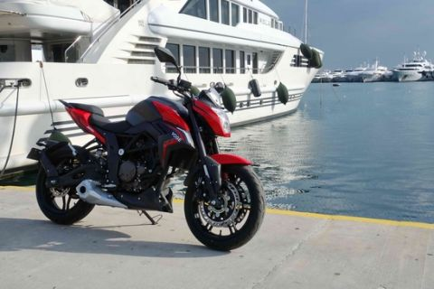 Voge Motorcycles: Together, we ride