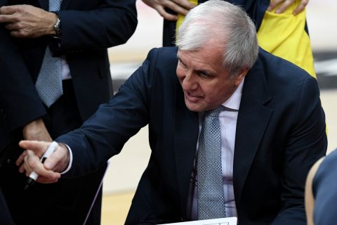 Ο Ζέλικο Ομπράντοβιτς ενόσω δούλευε στη Φενέρμπαχτσε