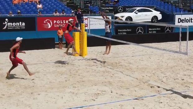 Ο τελικός των ανδρών του beach volley World Tour στις οθόνες σας