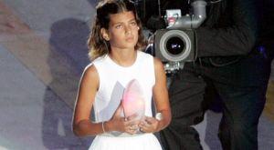 Το κορίτσι των Ολυμπιακών Αγώνων 2004 μεγάλωσε και συγκινεί
