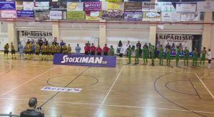ΑΕΚ – Παναθηναϊκός 2-1: Πήραν προβάδισμα στους τελικούς οι κιτρινόμαυροι