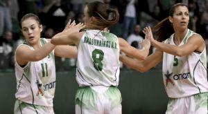 Α2 Γυναικών: Ακάθεκτοι Παναθηναϊκός και Παναθλητικός
