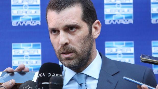 Super League: Επικοινωνία Μπουτσικάρη - Γεραπετρίτη για τις επιπτώσεις του κορονοϊού στο ποδόσφαιρο