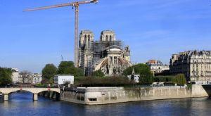 Ολυμπιακοί Αγώνες: Η ανακατασκευή της Παναγίας των Παρισίων το στοίχημα του Μακρόν