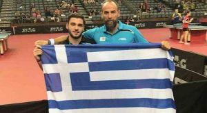 Στον τελικό του απλού νέων στο Ευρωπαϊκό ο Σγουρόπουλος