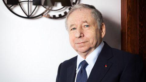 Ο πρόεδρος της FIA, Ζαν Τοντ
