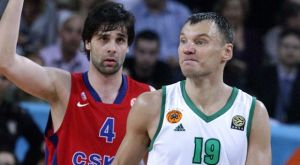 EuroLeague: Έκανε σύγκριση Γιασικεβίτσιους-Τεόντοσιτς