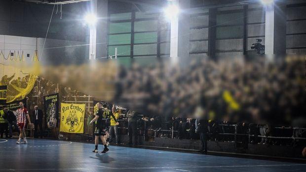 Χάντμπολ: Καίει την ΑΕΚ το φύλλο αγώνα με τον Ολυμπιακό