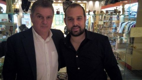 """Τουμπάκοβιτς στο Sport24.gr: """"Ο Μελισσανίδης δεν έπρεπε να φύγει από την ΑΕΚ"""""""