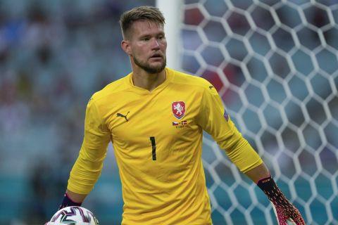 Ο Τόμας Βάτσλικ ήταν ο φύλακας-άγγελος της Τσεχίας στο Euro 2020
