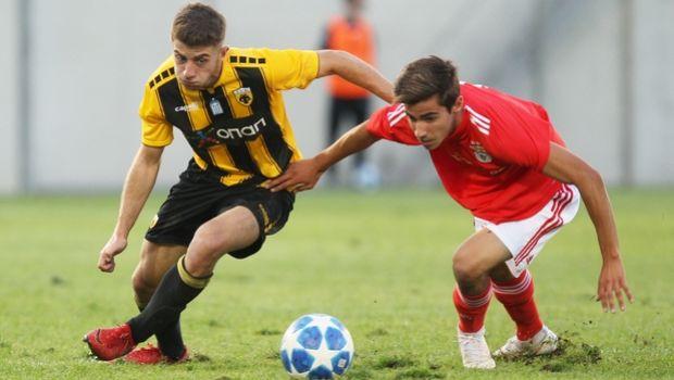 Μπενφίκα - ΑΕΚ 3-0: Ήττα με δέκα παίκτες και