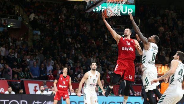 Basketball Bundesliga: Σοκ για τη Μπάγερν, στα ημιτελικά η Λούντβισμπουργκ